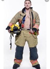 fireman beefcake pics - Google Search
