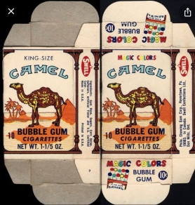 vintage fake cigerette boxes for kids - Google Search